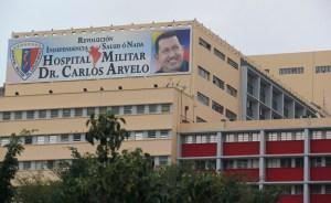 """Hospital Militar de Caracas, """"referencia"""" del sistema de salud venezolano"""