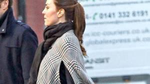 Kate muestra su pancita (Fotos)