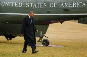 Obama culpa a los republicanos por recortes que afectarán crecimiento