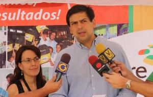 Ocariz afirmó que su municipio es pionera en pagar bono de alimentación a los jubilados