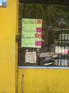 #SoloEnMaracaibo ¡Pepsi a cien bolívares!