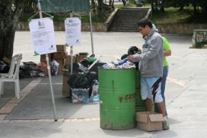 """En la Alcaldía de Baruta se """"ponen las pilas"""" con el reciclaje"""