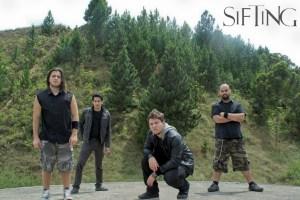 """Venezuela dice presente en el festival latinoamericano """"heart of texas rockfest"""" con la banda Sifting"""
