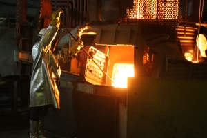 Según el presidente de Sidor, la producción aumentó 30%