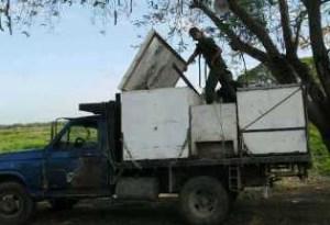 GN decomisó 4000 kilos de pescado en Apure