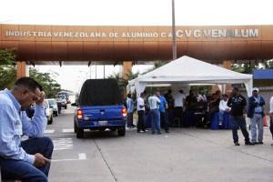 Ministro Menéndez denunció acciones de sabotaje en Venalum