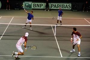 Venezuela entrena en la altura de Arequipa para duelo ante Perú por Copa Davis