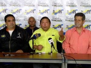 Andrés Velásquez asegura que la FAN está molesta porque no sabe cómo está Chávez