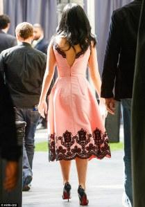 El vestido de Katy Perry explotó (fotos)