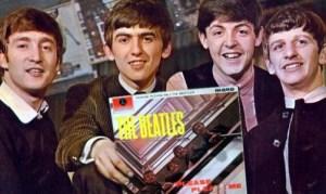 """Artistas recrean la grabación del """"Please Please Me"""" de Beatles"""