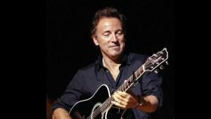 Bruce Springsteen recibe hoy el premio a la Persona del Año