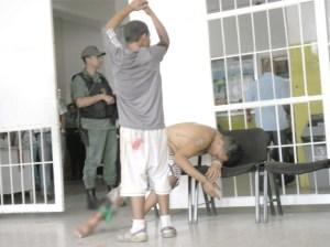 Enfrentamientos dejan ocho presos heridos en Centro Penitenciario de los Llanos
