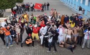 """El """"Harlem Shake"""" desata trifulcas en islamistas de Túnez (Video)"""