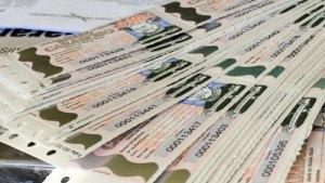 Timbres fiscales de bajas denominaciones escasean en Valencia