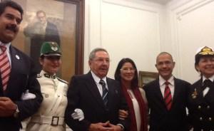 """Salvador Allende, ¿testigo del """"Pacto de la Habana""""? (Impactante Foto)"""