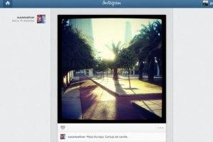 Instagram estrena cliente web