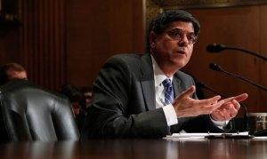 Jack Lew jura como nuevo secretario del Tesoro de Estados Unidos