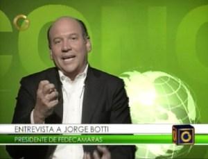 Jorge Botti: La devaluación era un mal necesario