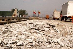 Este jueves cerrarán viaducto La Cabrera