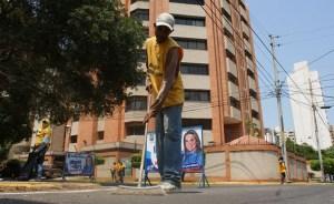"""Como """"tacita de oro"""" quedaron calles y avenidas de Maracaibo"""