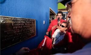 Maduro no termina de llenar el vacío mediático de Chávez