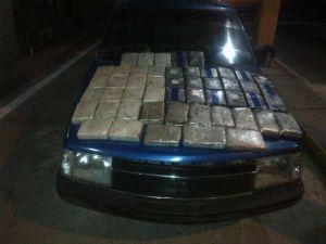 Incautan 40 panelas de cocaína y 10 de súper marihuana en Mérida (Fotos)