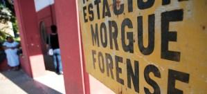Al menos 317 cadáveres ingresaron a la morgue de Bello Monte