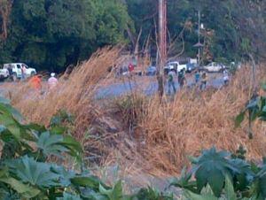 Fuga de Gas colapsa Naguanagua y obliga a suspender clases en la Universidad de Carabobo (Fotos)