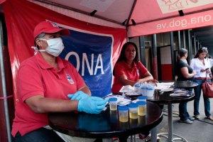 ONA realiza operativo de despistaje y prevención en Terminal de Maturín