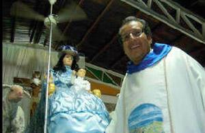 Asesinado párroco José Ramón Mendoza en Barquisimeto
