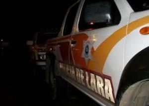 Asesinan a funcionario de la Policía de Lara