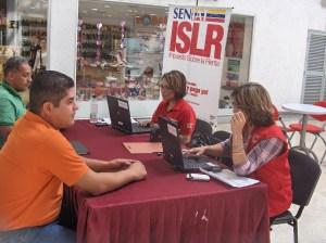 Habilitados puntos de atención personalizada para declarar el ISLR
