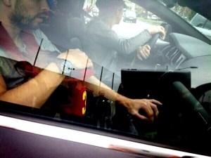 Shakira y Piqué, acusados de poner en peligro a Milan (Foto)