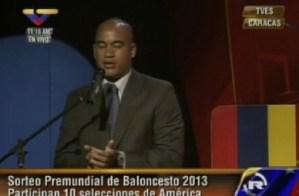 Venezuela jugará en el grupo B del premundial de baloncesto