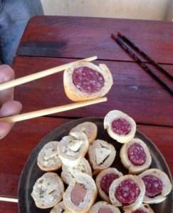 Esto es lo que pasa cuando no hay dinero para el sushi (foto)
