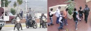 """Fueron trasladados al Centro Penitenciario """"paracos"""" detenidos en Ureña"""
