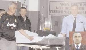 Una pareja de motorizados asesinó a GN durante atraco