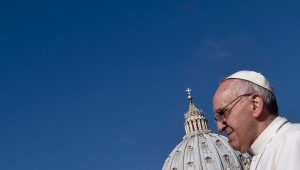 Francisco: La insidia más peligrosa es pensar que el hombre no necesita a Dios