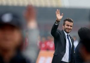 David Beckham se retira del fútbol (Video)