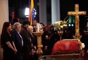 Presidente chileno dice que Chávez trabajo por la unidad y paz