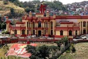 Acá es donde reposarán los restos de Chávez