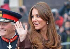 Kate: Mi bebé se mueve mucho (Fotos)