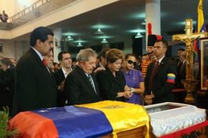 Hugo Chávez, según Lula (Video)