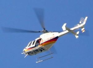 Autorizan a helicópteros de Polimiranda a realizar sobrevuelos