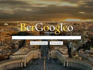 """""""Bergoogleo"""": el buscador del papa Francisco"""