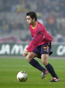 Xavi sufre rotura de bíceps y no jugarán contra el Real Madrid