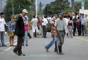 Levantan paro cafetalero en Colombia