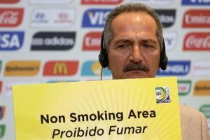 Fifa prohíbe tabaco en la Copa Confederaciones y el Mundial de Brasil