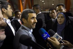 Líderes religiosos de Irán critican a Ahmadinejad por declaraciones sobre Chávez