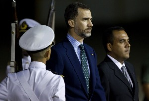 El Príncipe de Asturias no irá a toma de posesión de Maduro